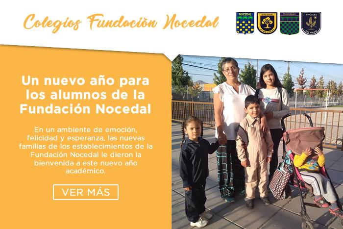Un nuevo año para los alumnos de la Fundación Nocedal