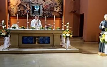 Con una Misa de Acción de Gracias se conmemoraron los 25 años de vida de Fundación Nocedal