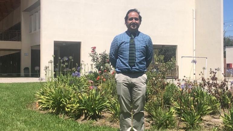 Profesor de PuenteMaipo obtiene beca en Estados Unidos