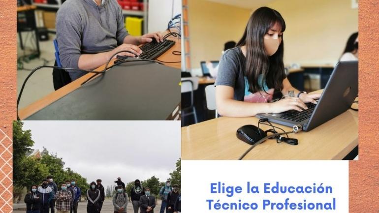 Acuerdo permite a estudiantes TP convalidar ramos con Educación Superior