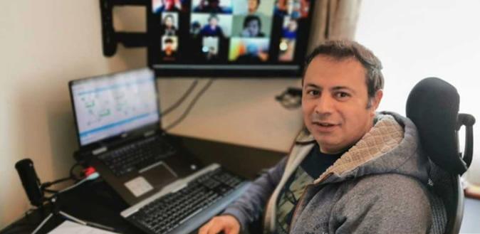 La creatividad como herramienta para enseñar una especialidad técnica a distancia: la historia del profesor Gerardo Leal en Elige Educar