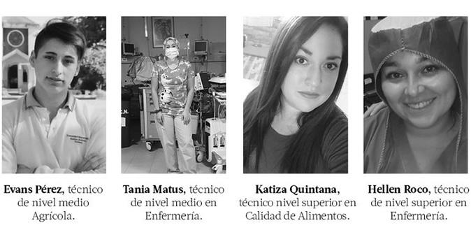 Egresada del colegio Almendral es destacada por el diario La Tercera